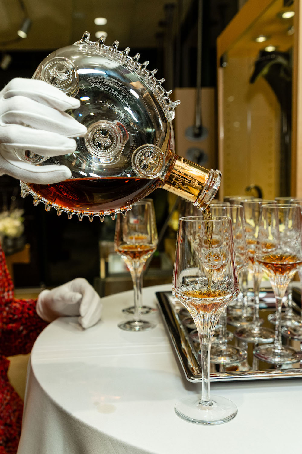 """Stephen Silver Fine Jewelry Unveils """"Le Mathusalem"""" LOUIS XIII Cognac in Silicon Valley"""