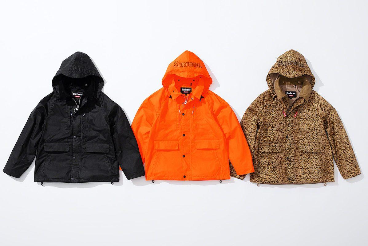 barbour field jacket