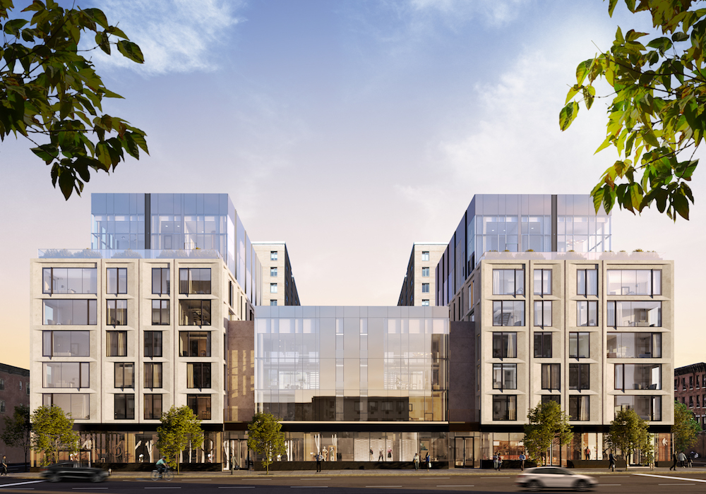 NYC Residential Buildings Benefitting from COVID