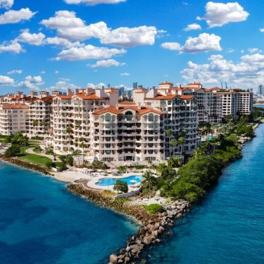 Billionaire Tech Entrepreneur Manuel D. Medina Lists Fisher Island Condo for $20M
