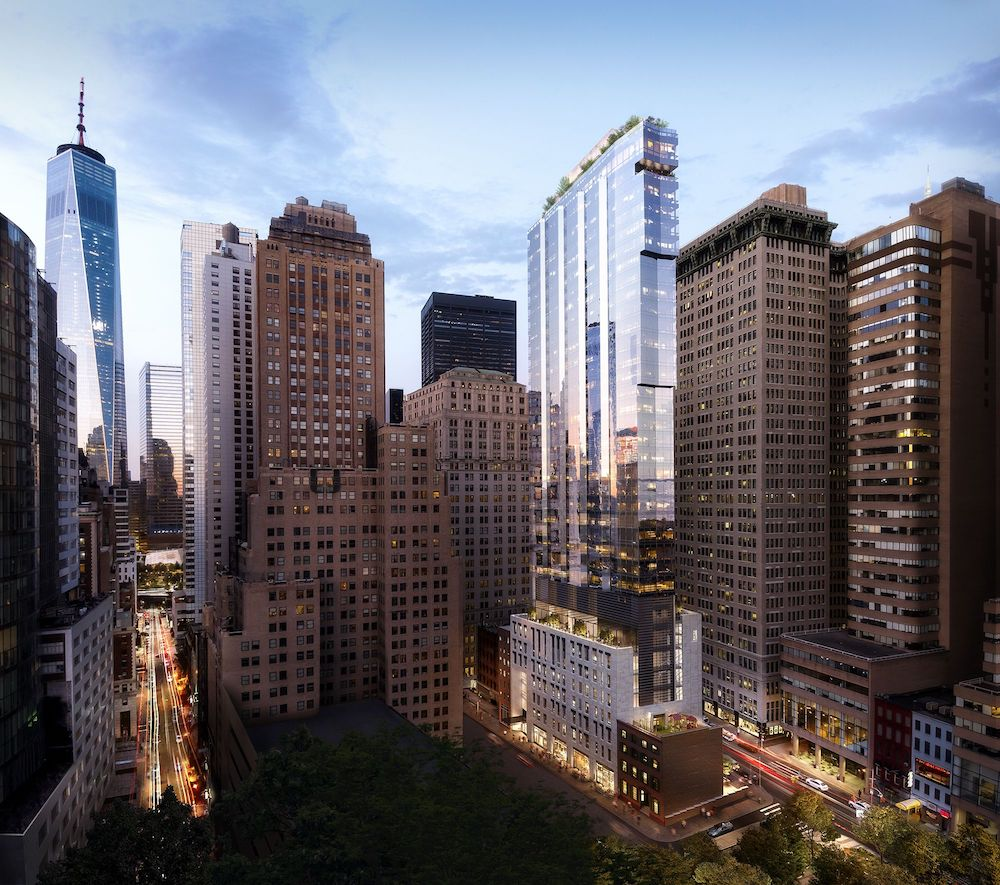Pair of Deborah Berke Partners-Designed Residences with Private Club Access Unveiled in NYC
