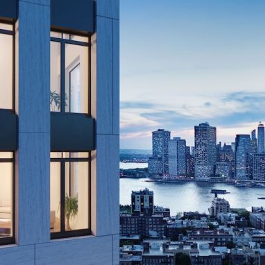 NYC Residences with Romantic Views for Valentine's Day