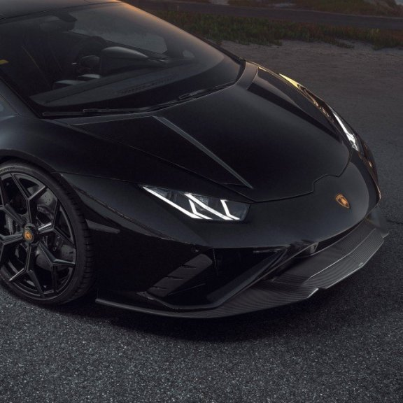 NOVITEC Upgrades the New Lamborghini Huracán EVO RWD