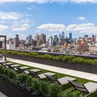 Gorgeous Outdoor Terraces in Residential Buildings