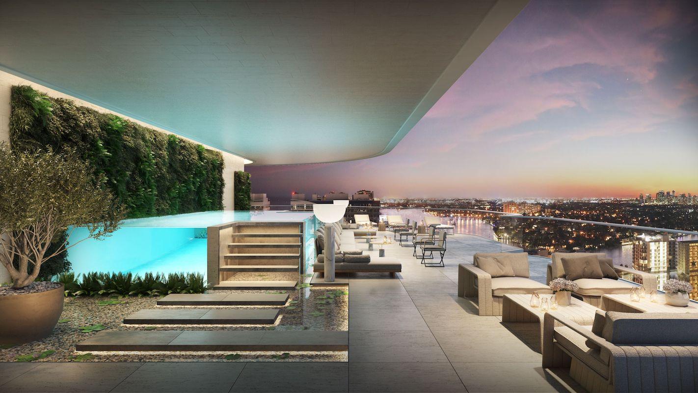 Four Seasons Fort Lauderdale Sells Its Massive $15 Million Penthouse