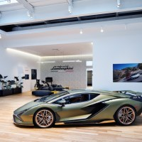 Lamborghini Opens New Private VIP Lounge in New York City