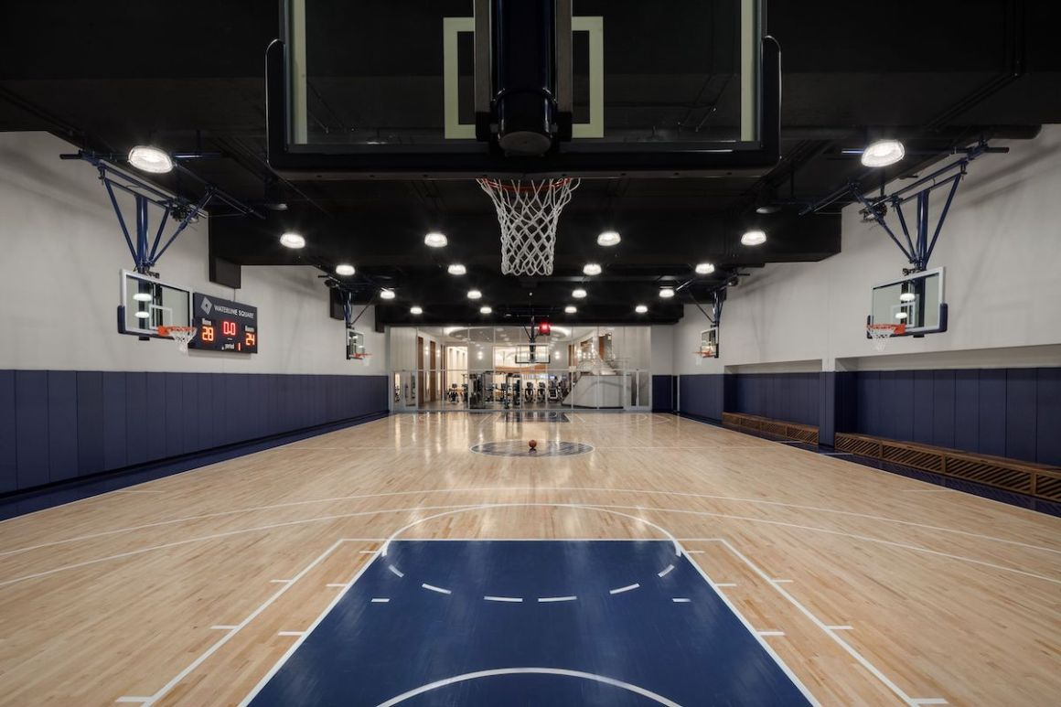 Play Like the Pros at These Condos, Just in Time for the NBA Playoffs