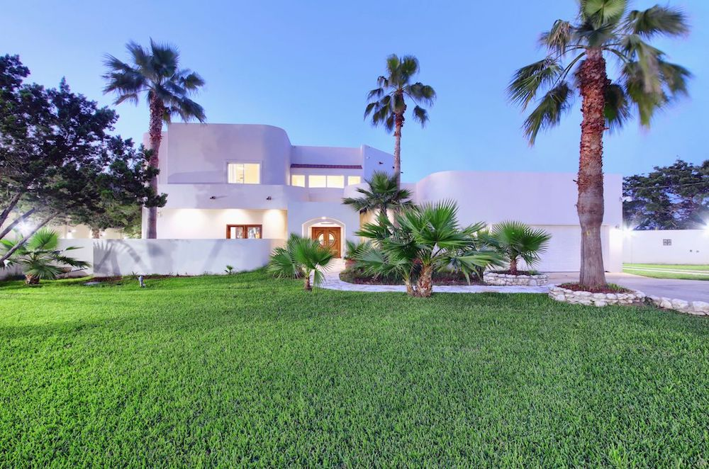 8004 Two Coves Drive Estate Is Built to Last the Test of Time