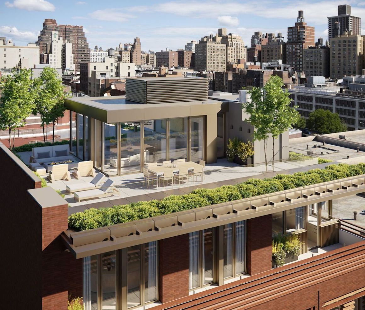 Charlotte of the Upper West Side Launches Sales with a Penthouse