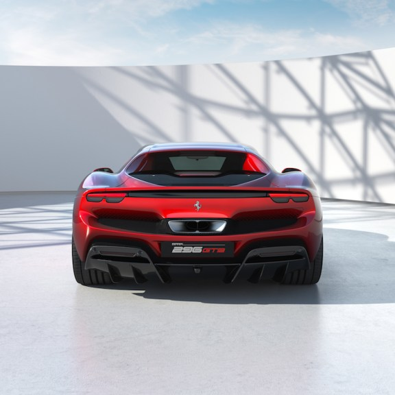 Ferrari Reveals Hybrid V6 Sports Car, the 296 GTB