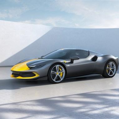 LuxExpose Ferrari_296_GTB_Assetto_Fiorano_1