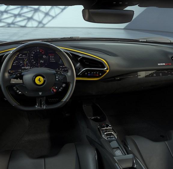 LuxExpose Ferrari_296_GTB_Assetto_Fiorano_3