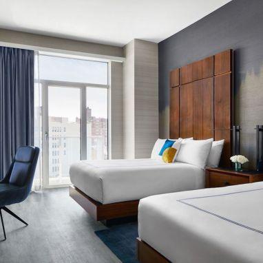 Gansevoort Meatpacking Hotel Unveils Multimillion Dollar Rebrand and Renovation