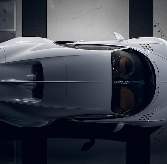 Bugatti Chiron Super Sport Is Designed for Top Speed