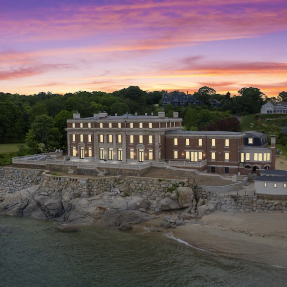 100-Year-Old Rock Edge Estate in Beverly, MA Lists for $22M