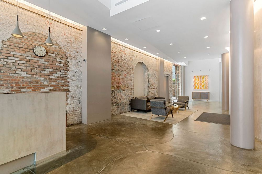 Authentic Artist's Loft in Famed Dietz Lantern Building Hits the Market