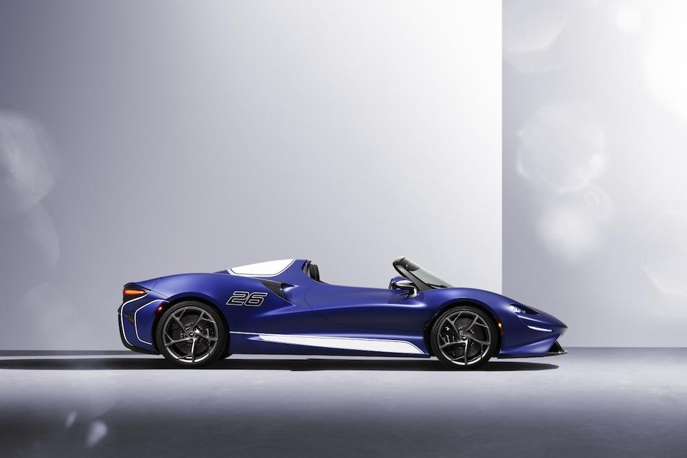 McLaren GT, Artura, Elva, and 765LT Spider to Make Salon Privé Debut