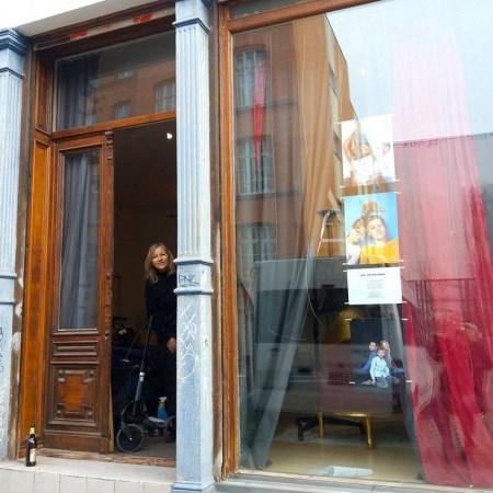 Lux Fotostudio Schaufenster neu bestückt!