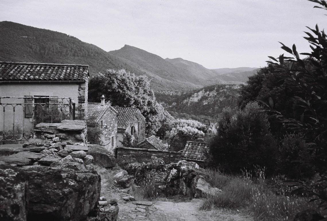 Rando trek Caroux