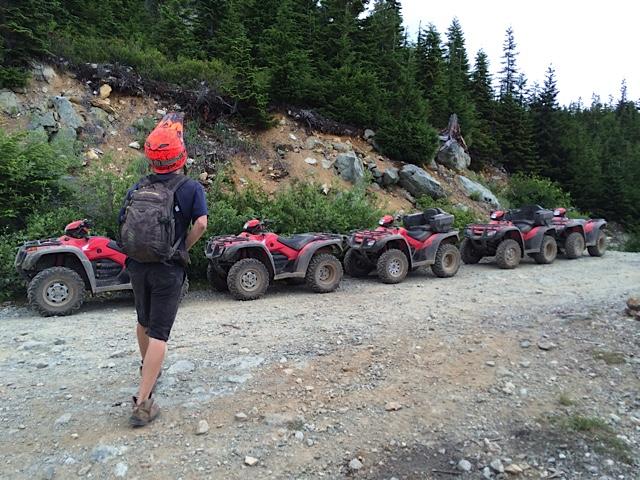 Whistler ATV