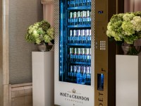 Have You Ever Wanted A Vending Machine for Champagne? The Ritz Carlton Has One!