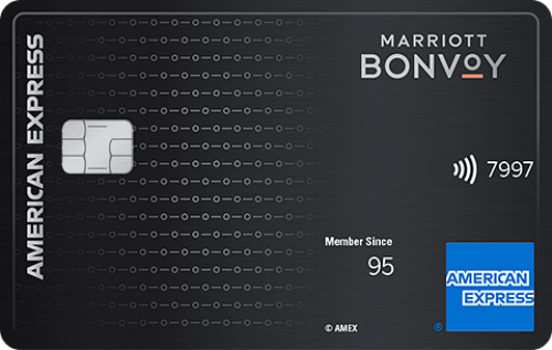 Marriott Bonvoy Brilliant Travel Credit Card by American Express
