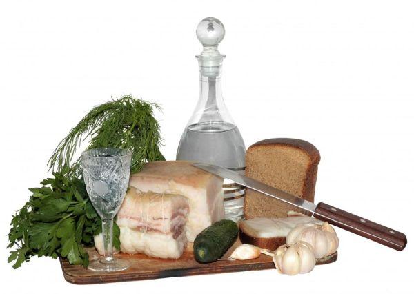 Закуска под водку — закусываем правильно, секреты ...