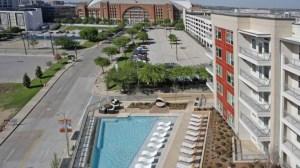 Apartment View at Moda Victory Park Apartments in Uptown Dallas TX Lux Locators Dallas Apartment Locators