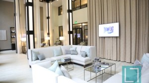 Community Living Areas at L2 Uptown Apartments in Uptown Dallas TX Lux Locators Dallas Apartment Locators