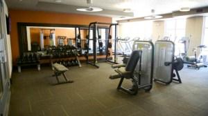 Fitness Room at Alara Uptown Apartments in Uptown Dallas TX Lux Locators Dallas Apartment Locators
