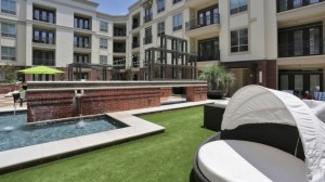 Outdoor Lounge at Alara Uptown Apartments in Uptown Dallas TX Lux Locators Dallas Apartment Locators