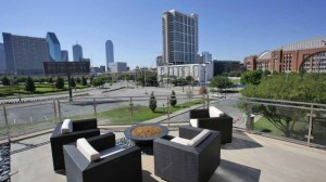 Skydeck at Moda Victory Park Apartments in Uptown Dallas TX Lux Locators Dallas Apartment Locators