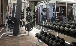 Workout Room at McKinney Uptown Apartments in Uptown Dallas TX Lux Locators Dallas Apartment Locators
