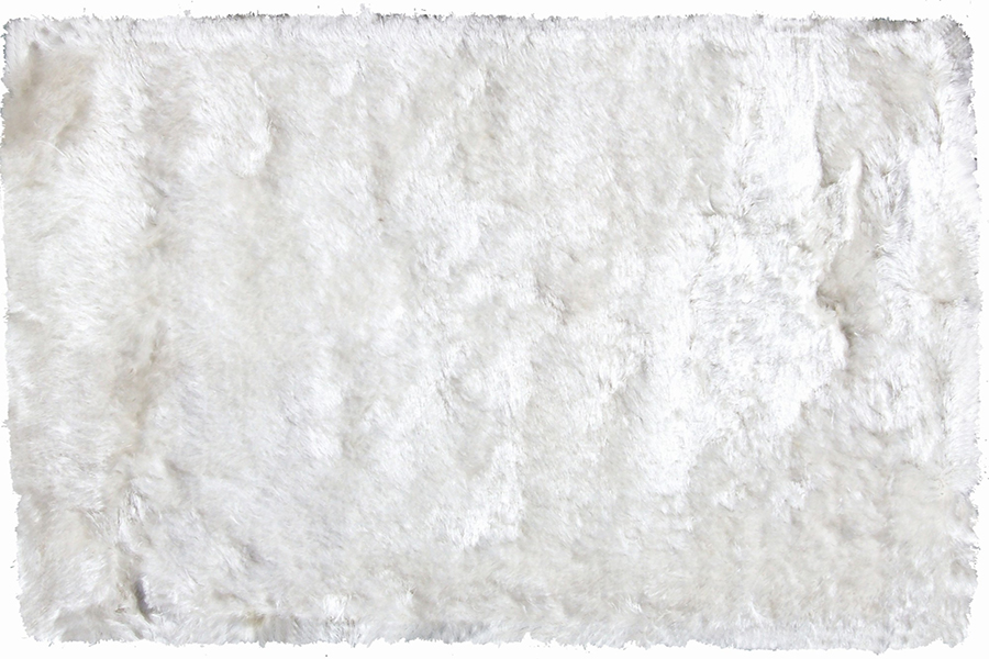 Shag Rug White Lux Lounge EFR 888 247 4411