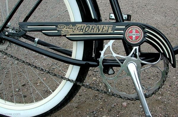 Bicycles Panther Schwinn 1950