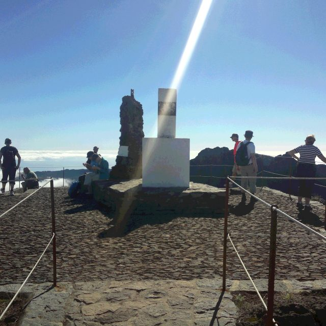 Madeira Pico Ruivo hike. Sunrise tours are also possible if you book a private tour with us.