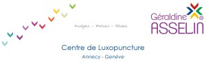 Luxopuncture Géraldine Asselin - Genève et Annecy