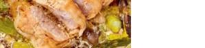 Rôti de veau aux asperges