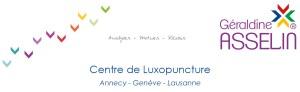 Luxopuncture Asselin : Annecy, Genèce, Lausanne