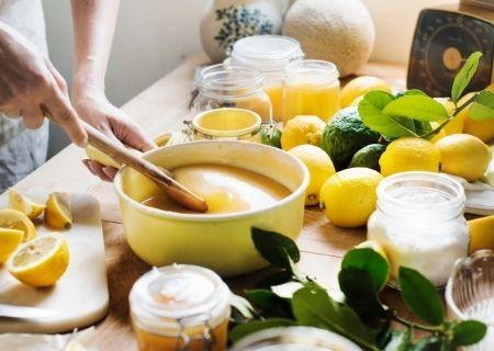 Cuisiner le citron
