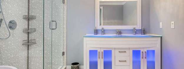 bathroom renovation design ideas - luxor development inc.