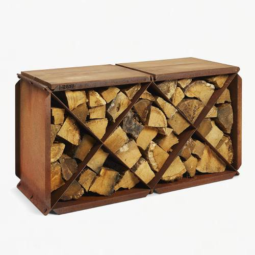 RB73 BloXX wood store
