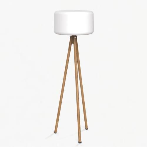 chloe lamp wood