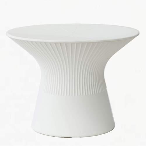 capri 75 table white