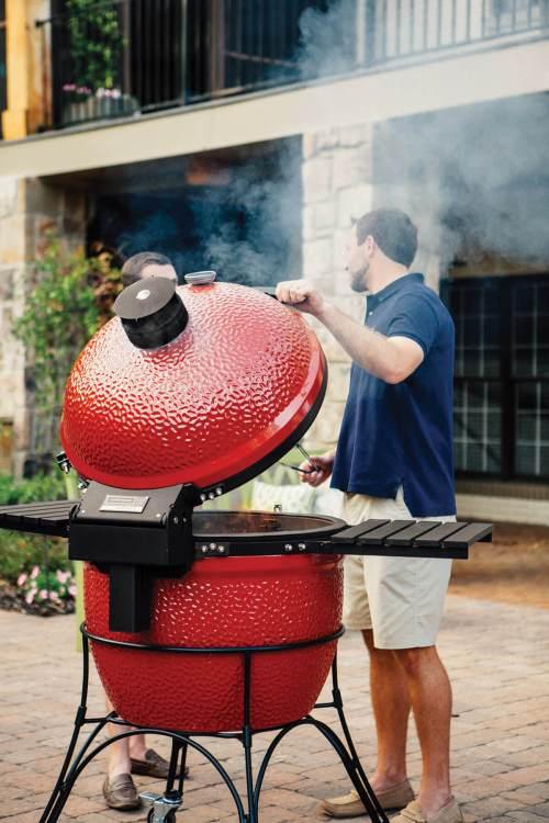 kamado joe big joe grill 7