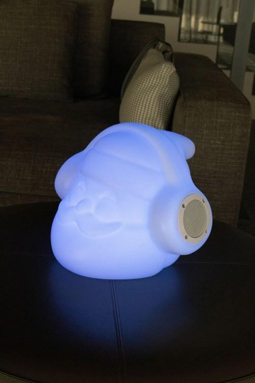new garden klaus play speaker light 10