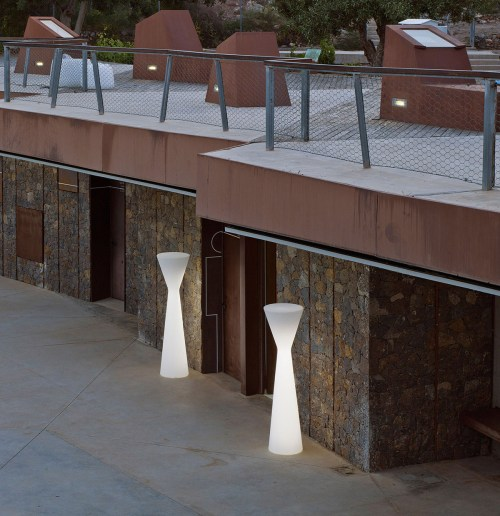 new garden konika outdoor light 2