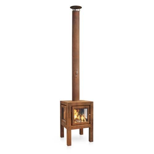 rb73 quaruba large outdoor stove 24