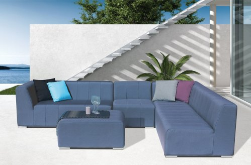 westminster cube lounger set 1