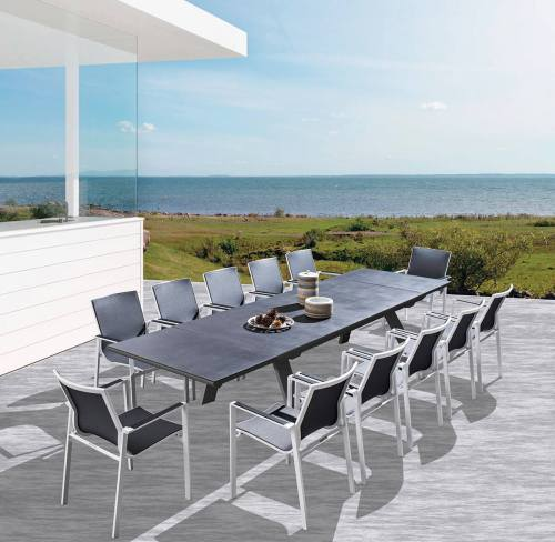 westminster ocean 240 extending dining table 1